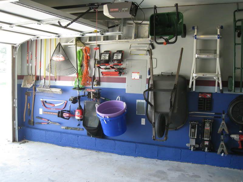 3 Car Garage Shop