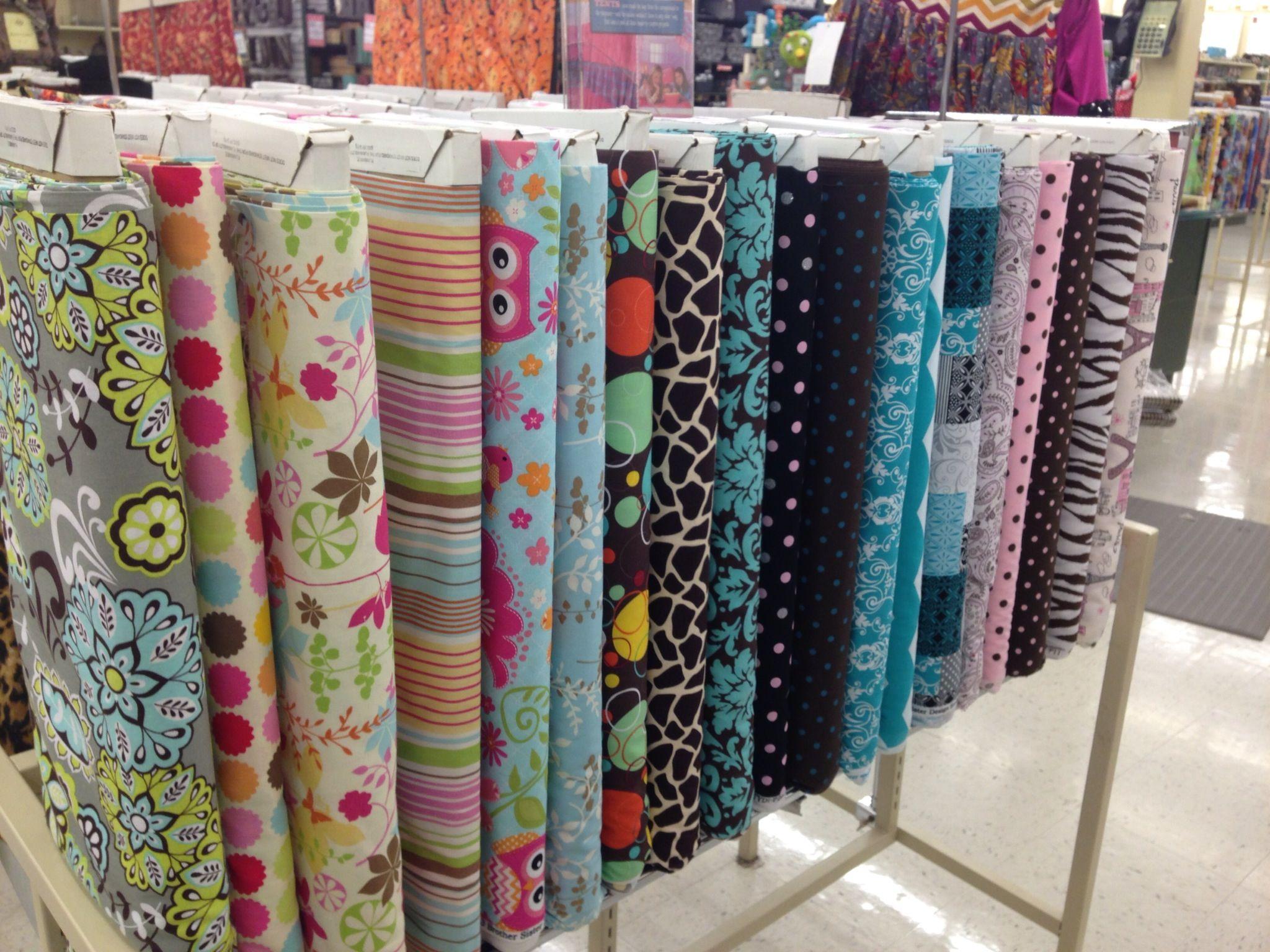 Hobby Lobby Fabric 2013 7 Love Fabric Pinterest