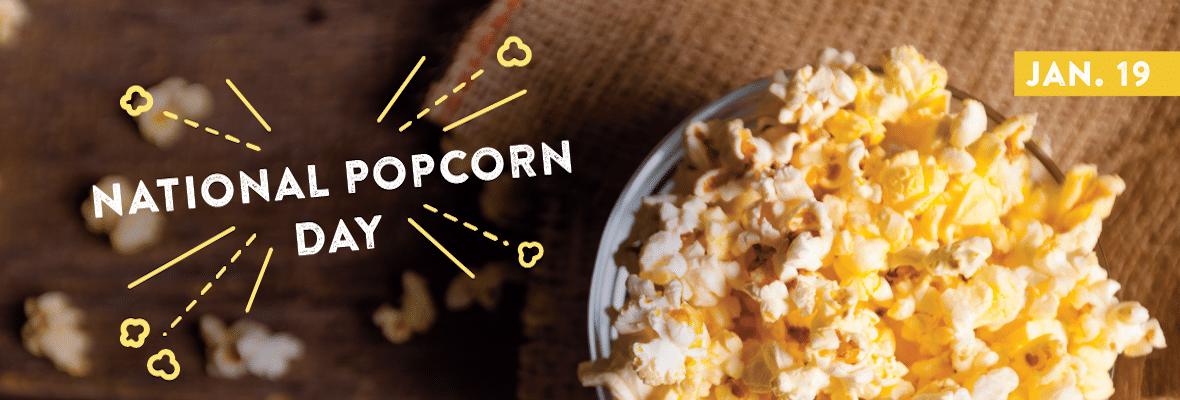 National Food Day Calendar 2022.National Popcorn Day January 19 2022 National Today National Calendar National Holidays Day