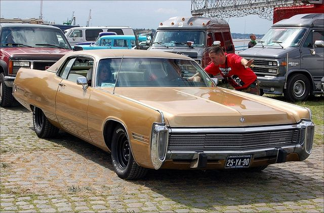 73 Chrysler Imperial Anchors Aweigh With Images Chrysler