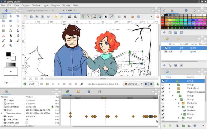 Free Animation Software For Beginners Ipad