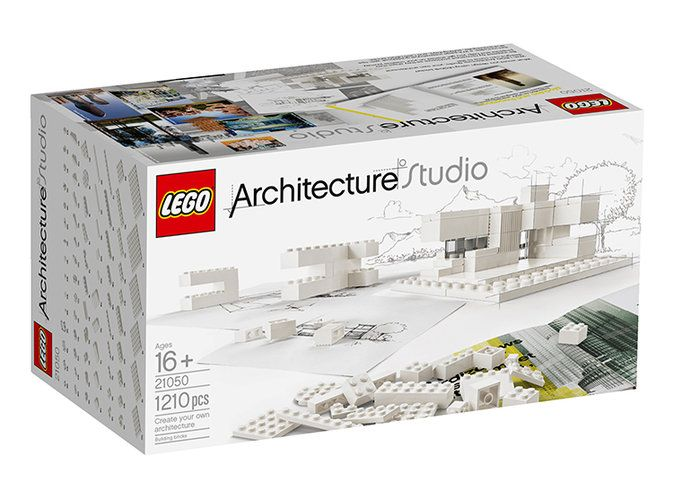 1 | A Monochrome Lego Set To Teach Tomorrow's Architects | Co.Design: business + innovation + design #kids #learning #activity