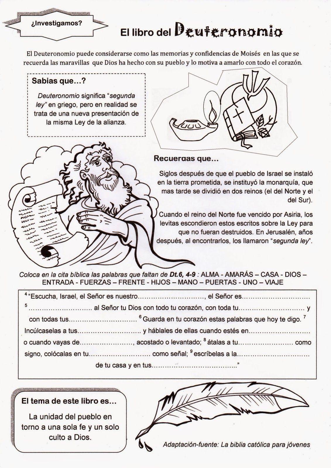 El Rincón de las Melli | la biblia | Pinterest | Escuela dominical ...