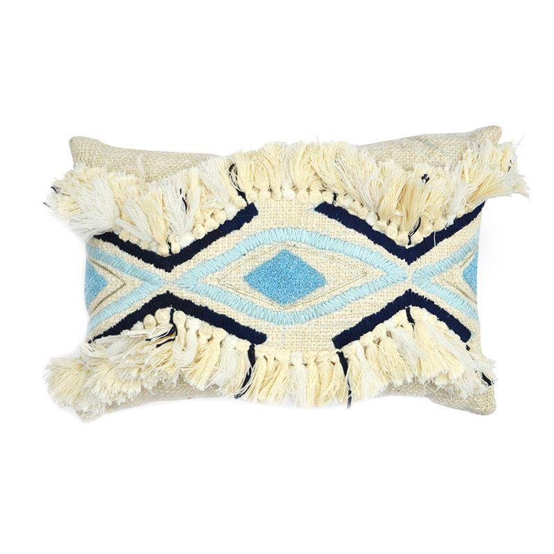 Jessamine Cream and Pillow
