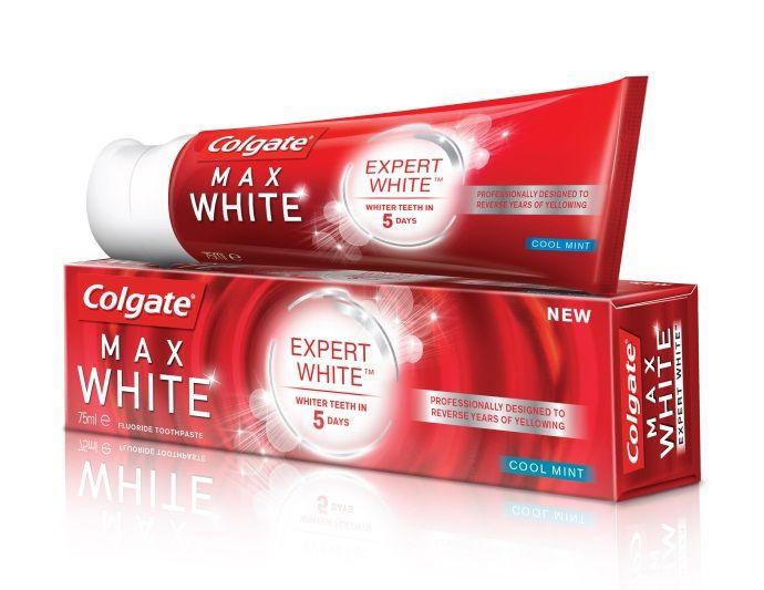 Colgate Max White Expert White Toothpaste Toothpaste Colgate Nice Teeth
