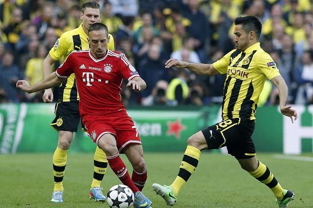 2013 Champions League, FC Bayern München 2 Borussia Dortmund 1