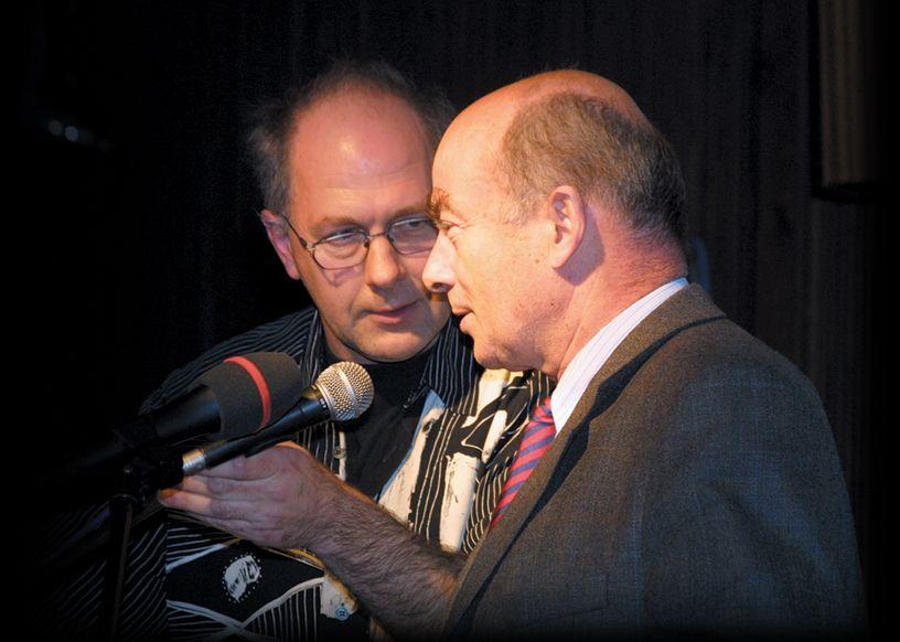 Werner Bulwahn und Jörg Schönbohm