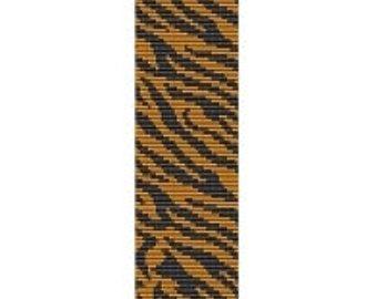 2 Loom or Even Drop Peyote Bead Patterns by BeadholdenDesigns
