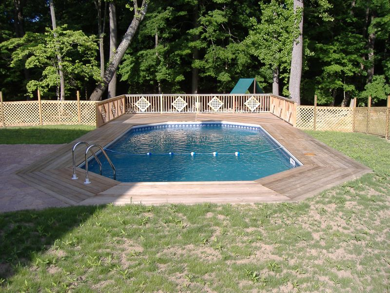 Semiingroundpools The Most Versatile Pool On The Market