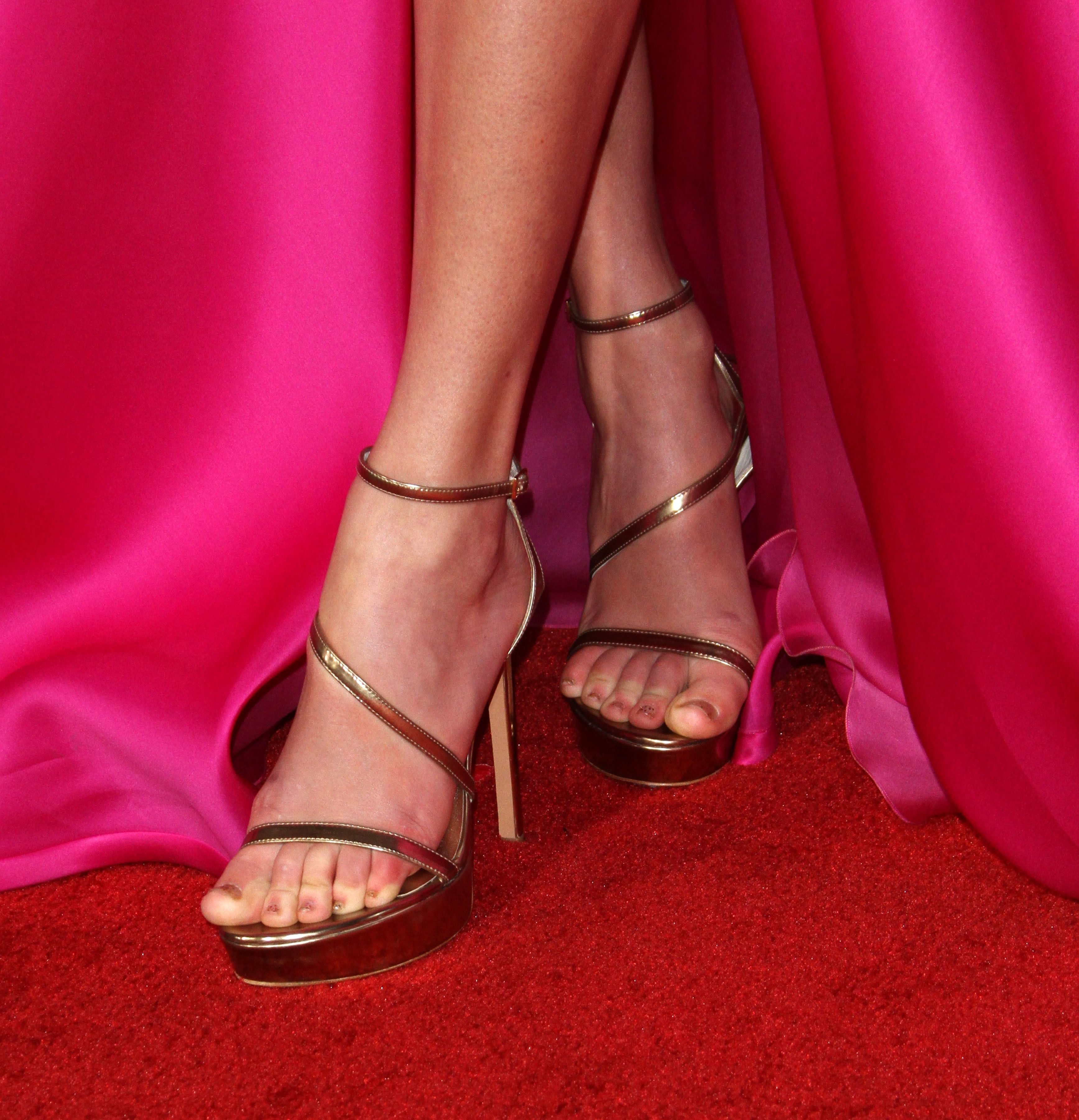 Taylor Swift' Feet