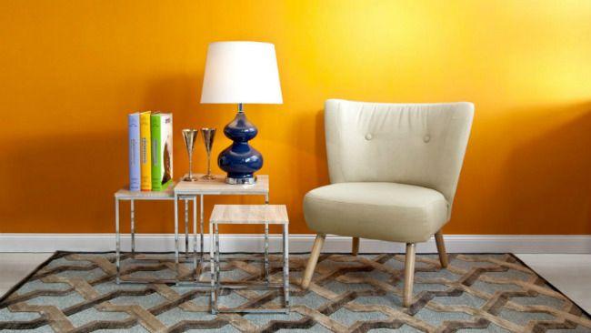 Risultati immagini per pareti colorate soggiorno | bacheca ...