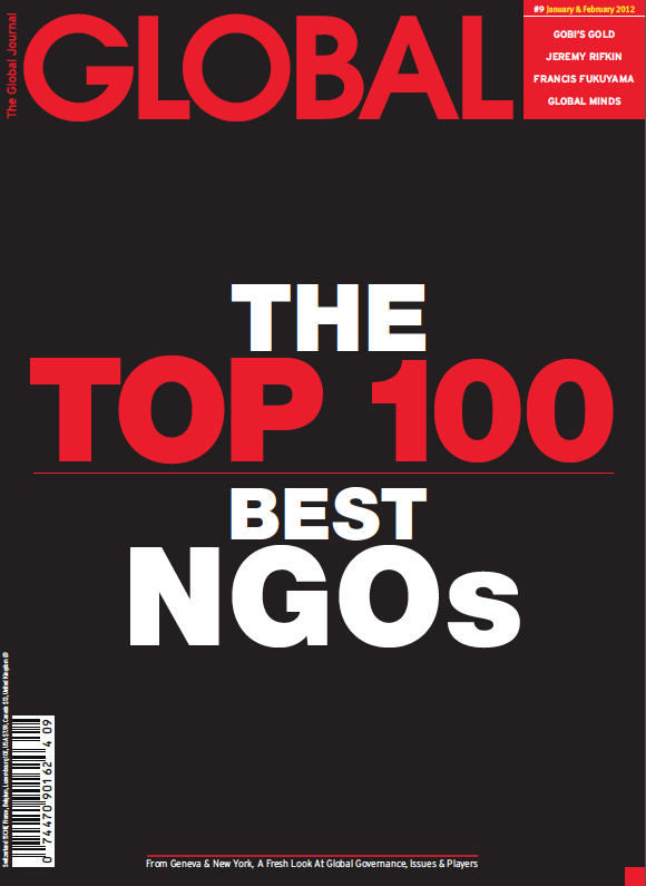 Top 100 Ngos The Global Journal Is Proud To Announce The Release Of Its Inaugural Top 100 Best Ngos List The First Int Social Entrepreneurship Ngos Global