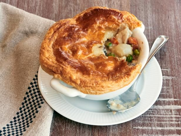 How To Make Katie Lees Chicken Pot Pie Chicken Pot Pies Pot