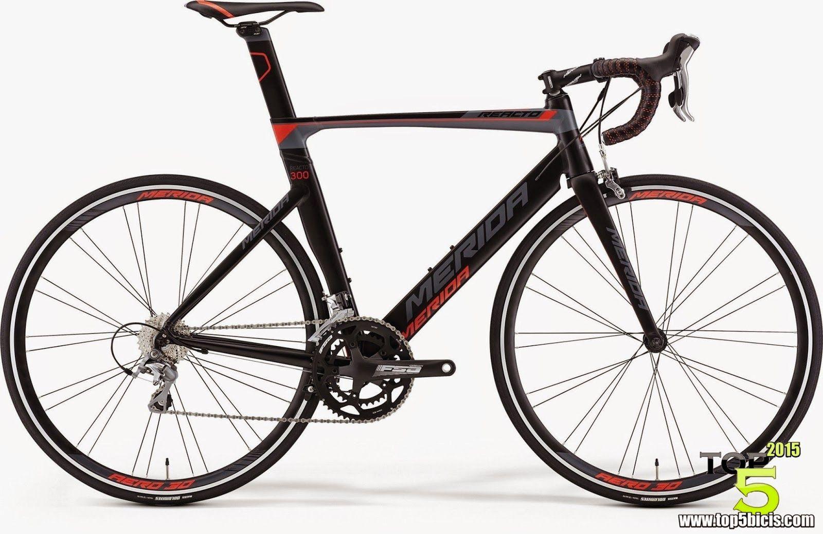Nueva Merida Reacto 300 Gran Bici Y Muy Aerodinamica Bicicletas Merida Bicicletas Bicicleta De Carretera
