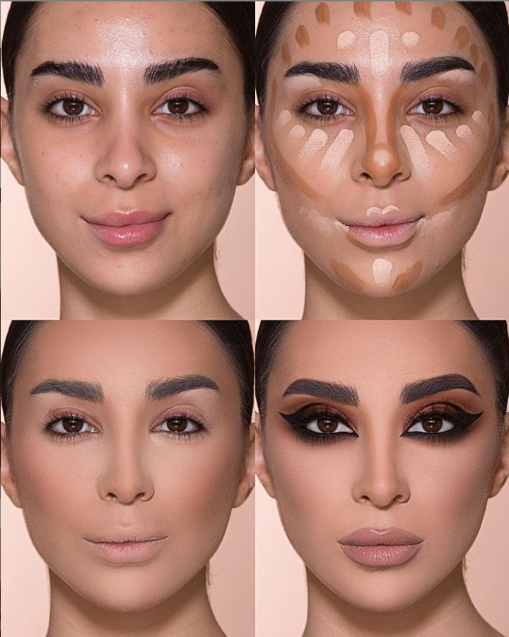 Photo of 24 Perfect and best contour highlight makeup tutorial for beginners – Page 10 of …