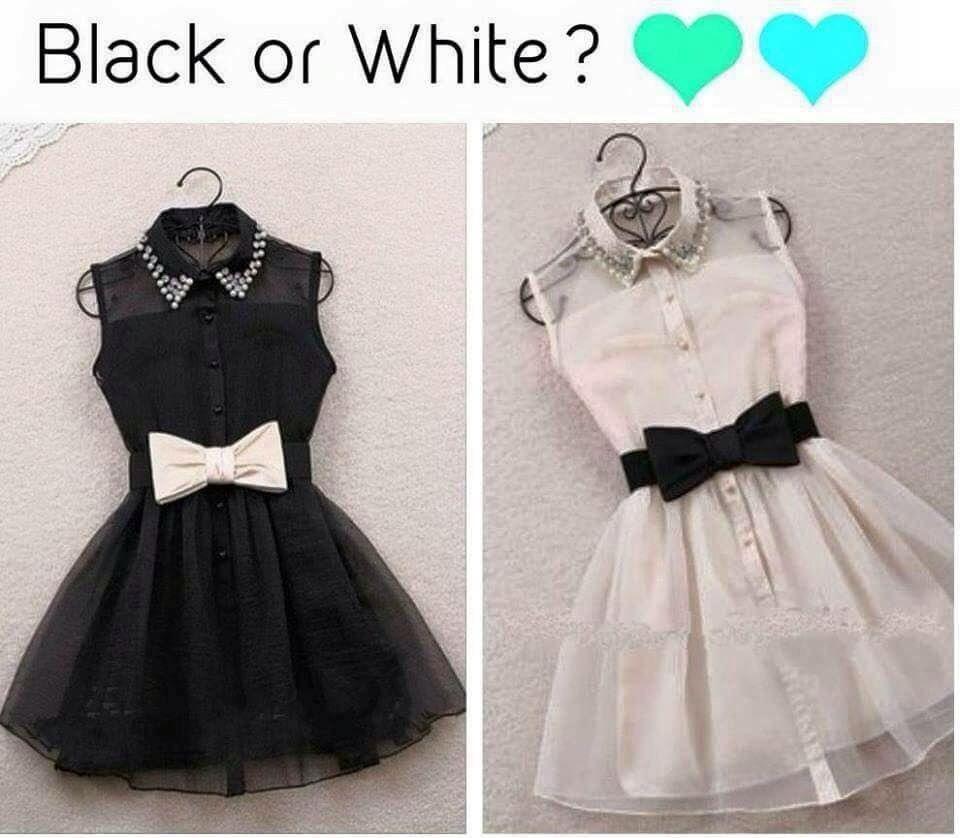 Black dress goals - Outfit Goals