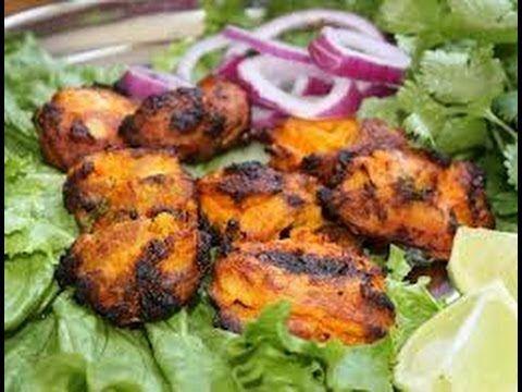 tandoori chicken tikka recipe youtube recipe