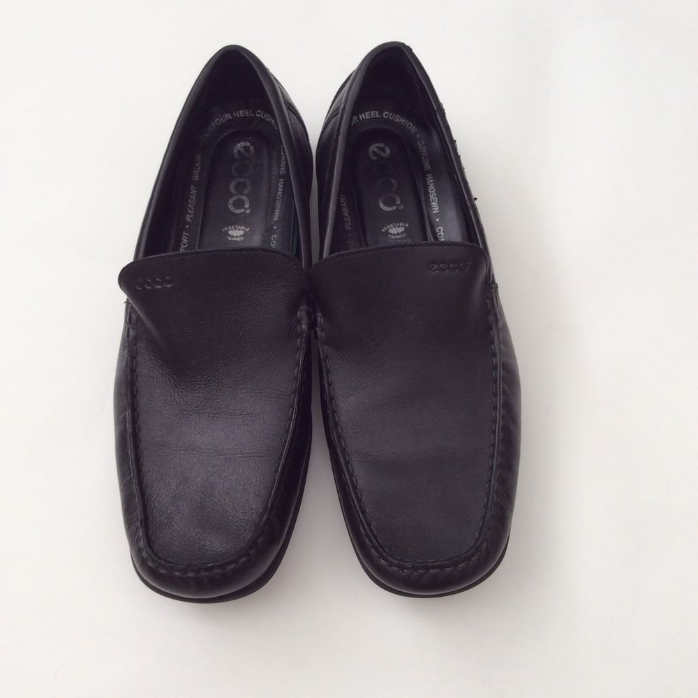 96ac4a5c47f ECCO Mens Size 45 EU 12 US Slip On Loafers Driving Mocassins EUC  fashion   clothing  shoes  accessories  mensshoes  casualshoes (ebay link)