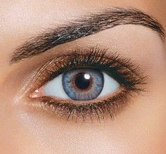 Discover the best colored contacts for brown eyes, how to blend eye color and contacts, where to get non prescription colored contacts for brown eyes and choice suggestions.