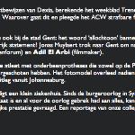 opnieuw joekel van een taalfout op website @terzaketv - zoek de vout...