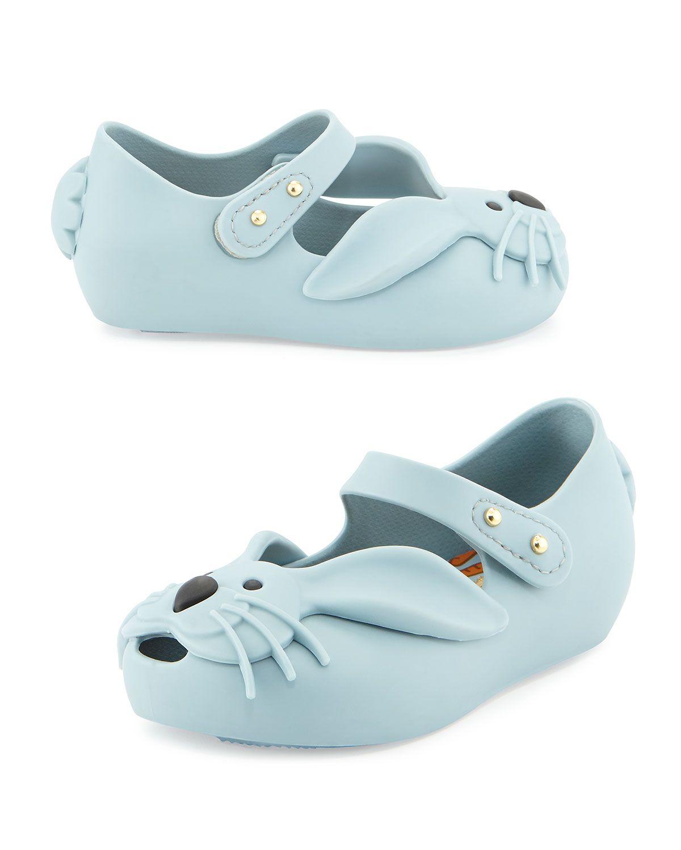 Melissa Shoes Ultragirl Rabbit Jelly Shoe  3e51d4edcb00