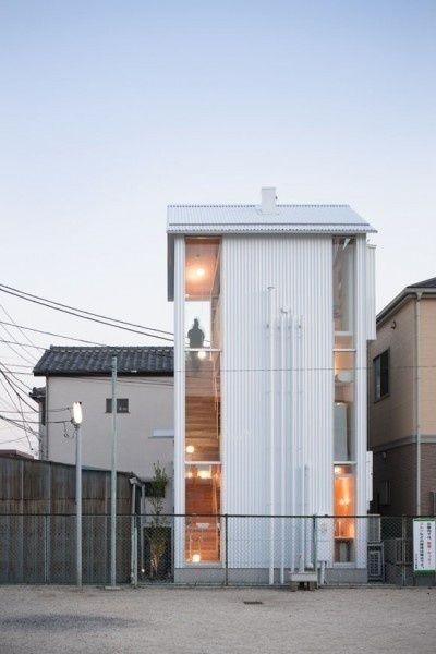White Hut in Architecture & Interior design