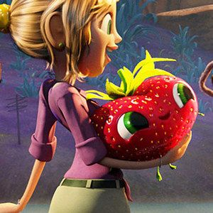 Cloudy With A Chance Of Meatballs 2 Clip Meet Barry Heart For Kids Animated Movies Animation Studio