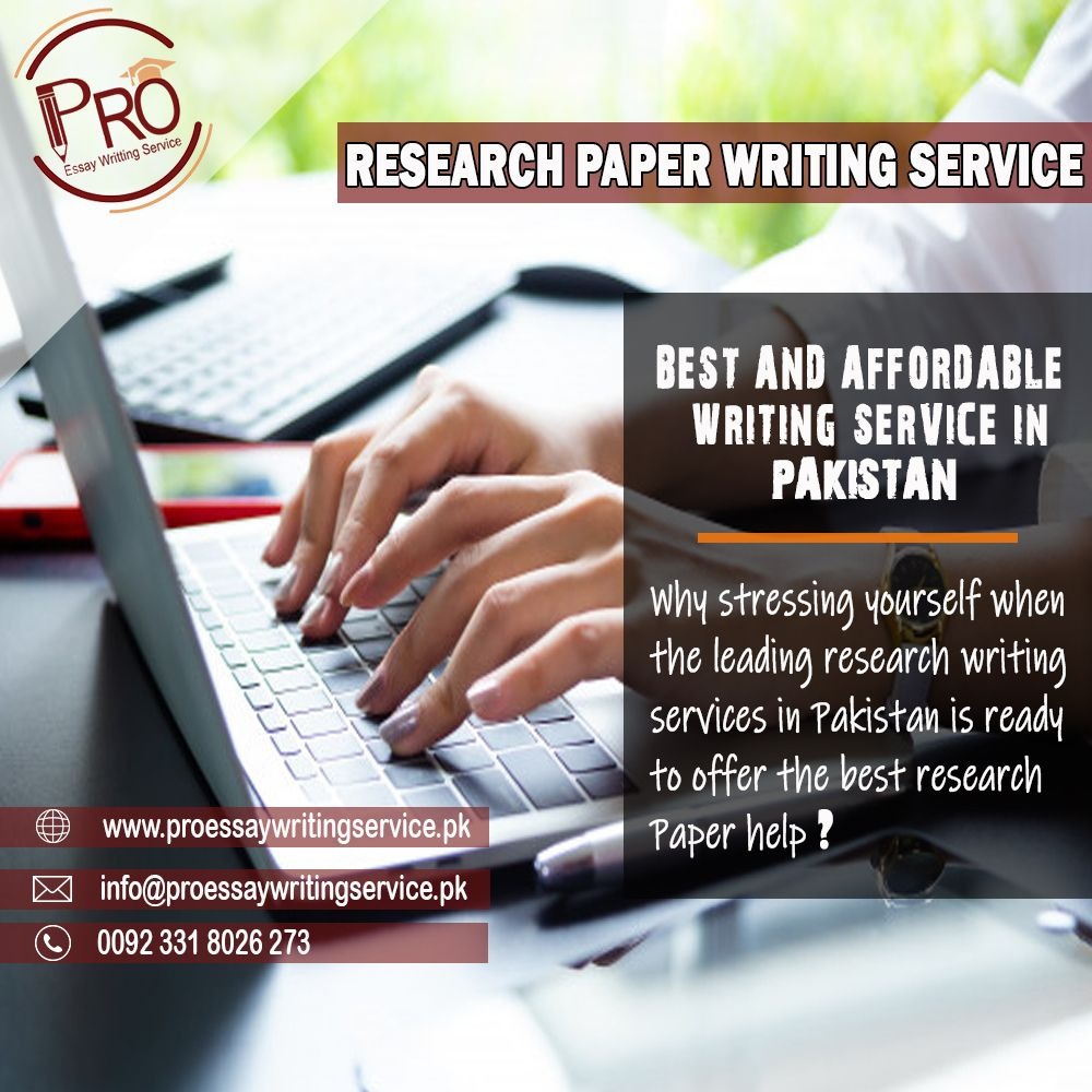Essay writing service in pakistan