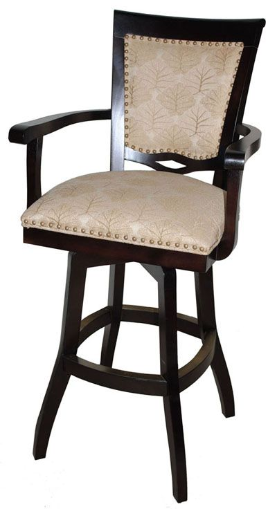 Bar Stools Wood Swivel Stool 400 With Arms Bar Stools Bar Stools With Backs Stools With Backs