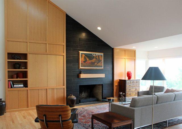 portland mid century modern furniture.  Modern Mid Century Modern Ranch Remodel Living Room Portland  Mantle To Portland Mid Century Modern Furniture U