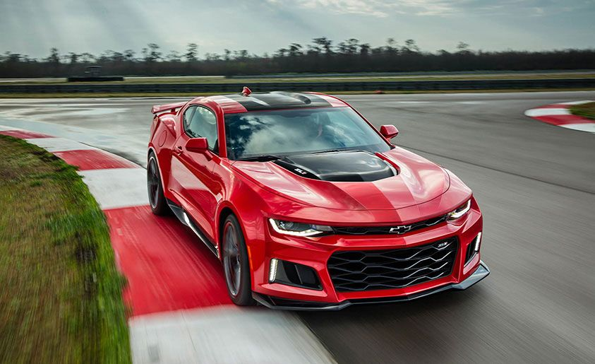 25 Cars Worth Waiting For 2016 2020 Chevrolet Camaro Zl1 Chevy