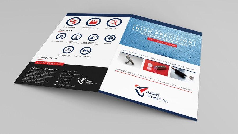 Marketing Brochure for Industry Leader, Flight Works, Inc! by