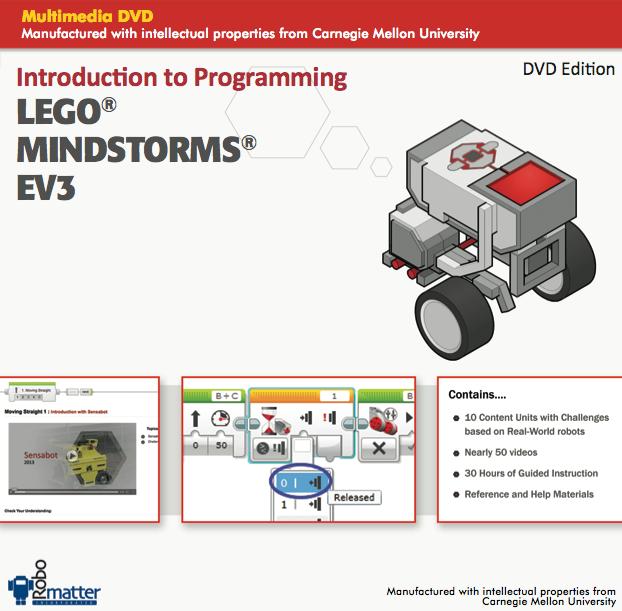Stem School Loop: [Downloadable] Introduction To Programming LEGO MINDSTORMS