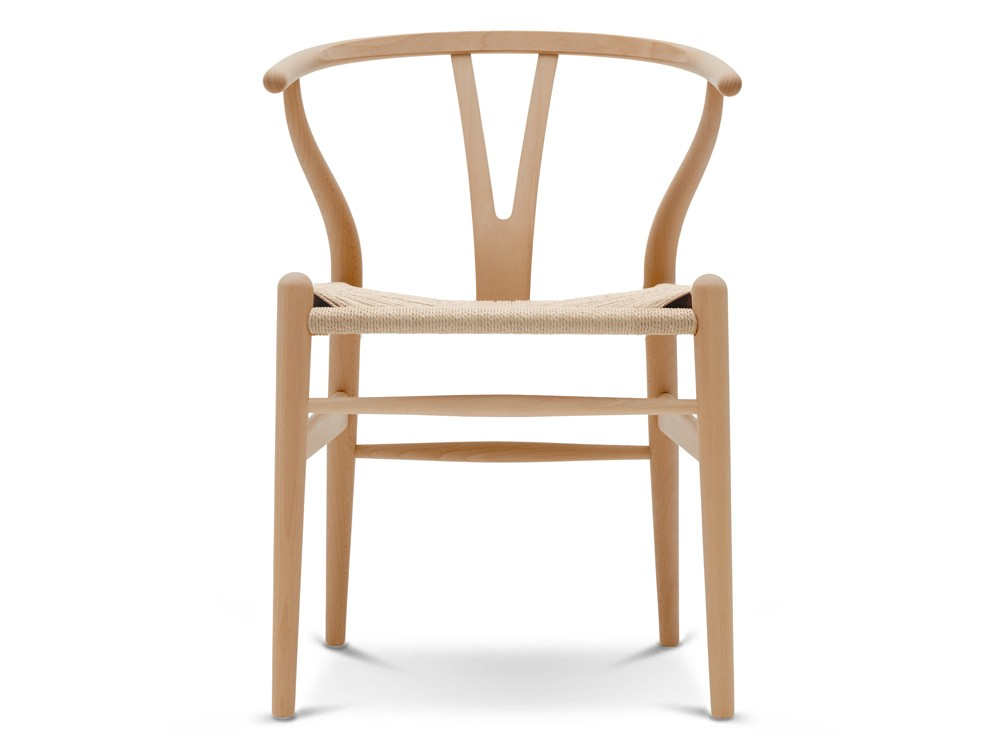 Carl Hansen & Søn CH24 Wishbone Dining Chair Oak by Hans