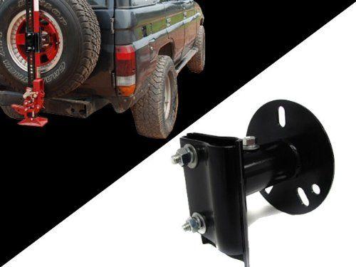 Farm Jack Shovel Mount Bracket Spare Tire Mount Jeep 4x4 Off Road