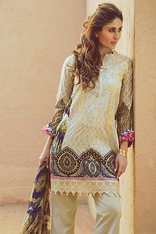 Faraz Manan Lawn Collection 2016 Images Gallery Of Faraz Manan Faraz Manan Pakistani Fashion Designer Pakistani Fashion Fashion Pakistani Formal Dresses