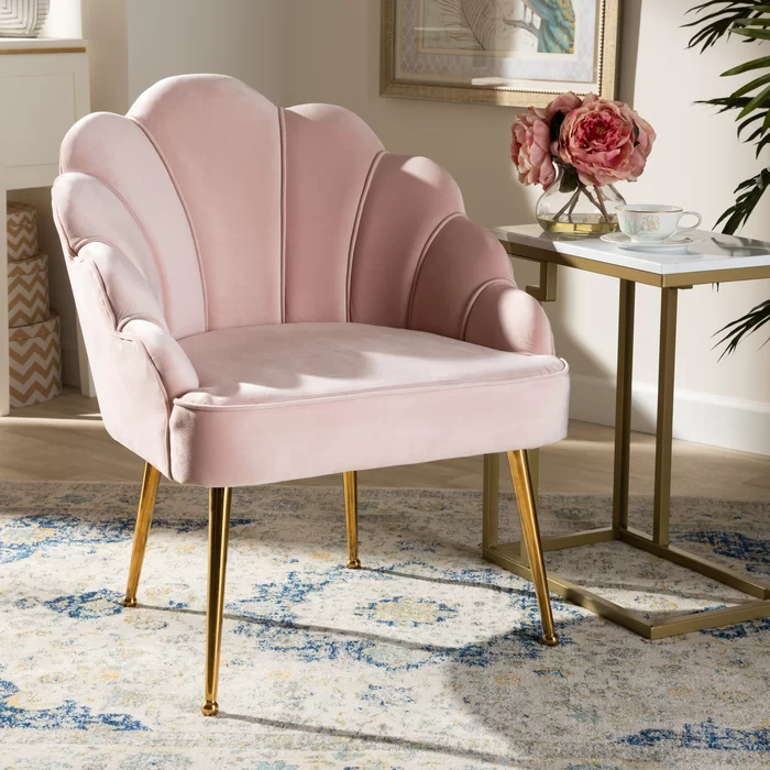 Marci Accent Armchair in 2020 Accent chairs, Small chair