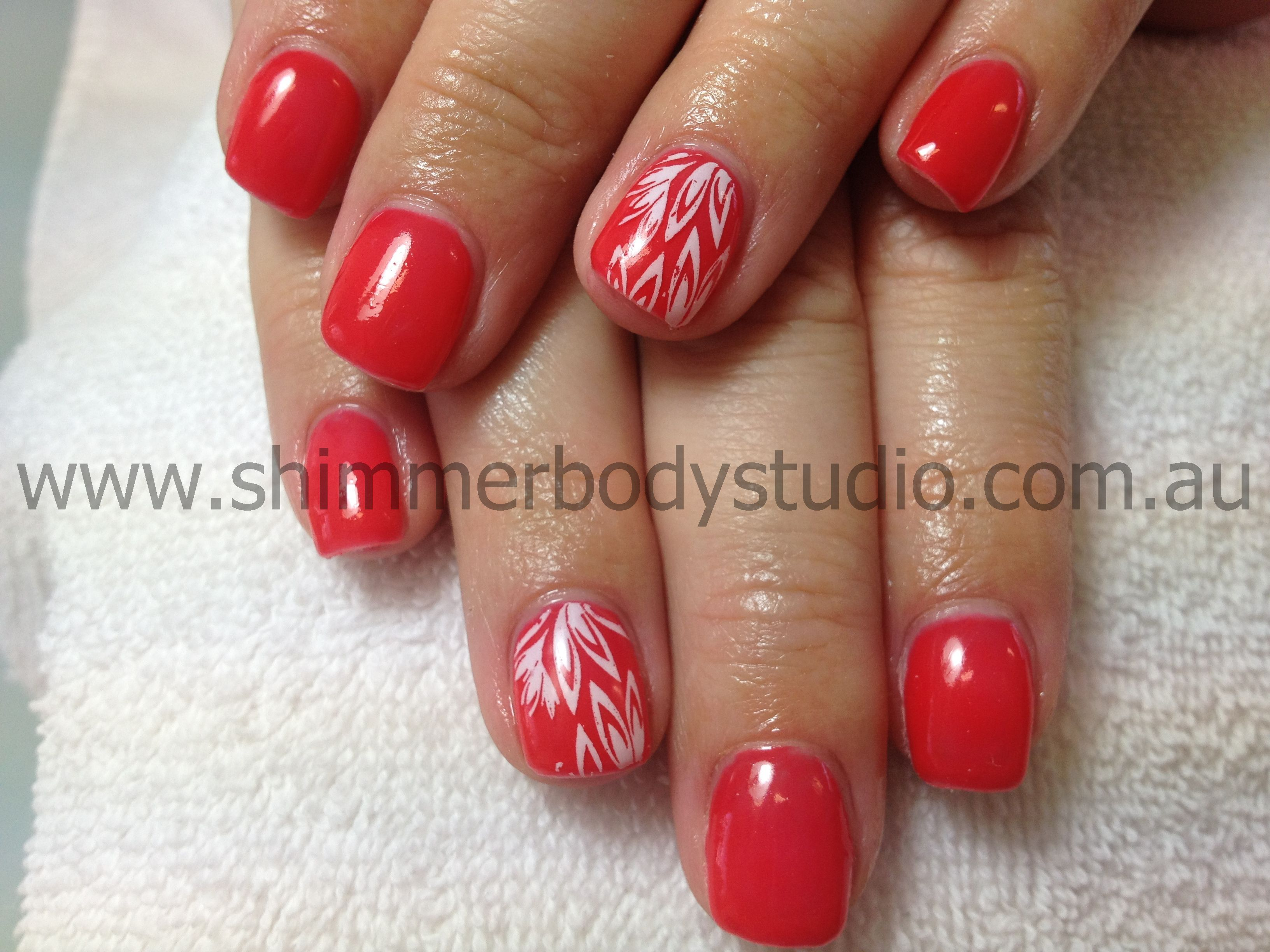 Gel Nails, Gel Polish, Konad Stamping Nail Art. | Gel polish & nail ...