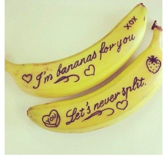 banana love notes