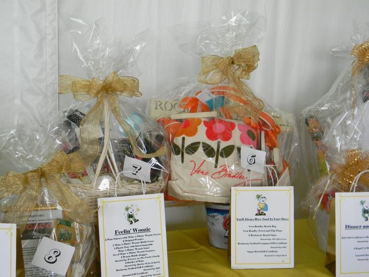 Some of our baskets!