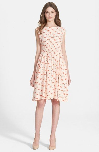 Kate Spade New York 'flamingo Blaire' Dress
