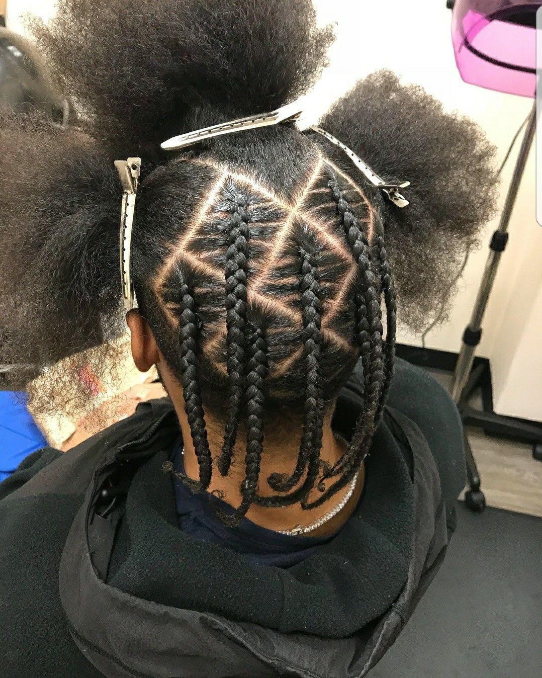 cute braid style | hair - for kids | natural hair styles