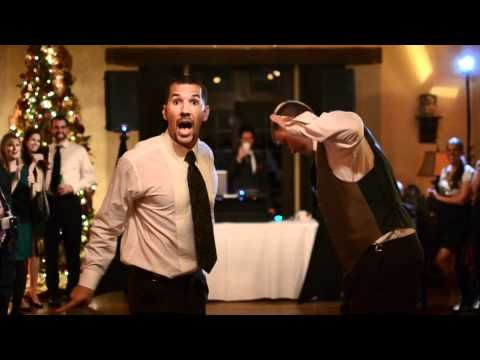 FUNNY Wedding Dance To Jump On It Thats Not My Name
