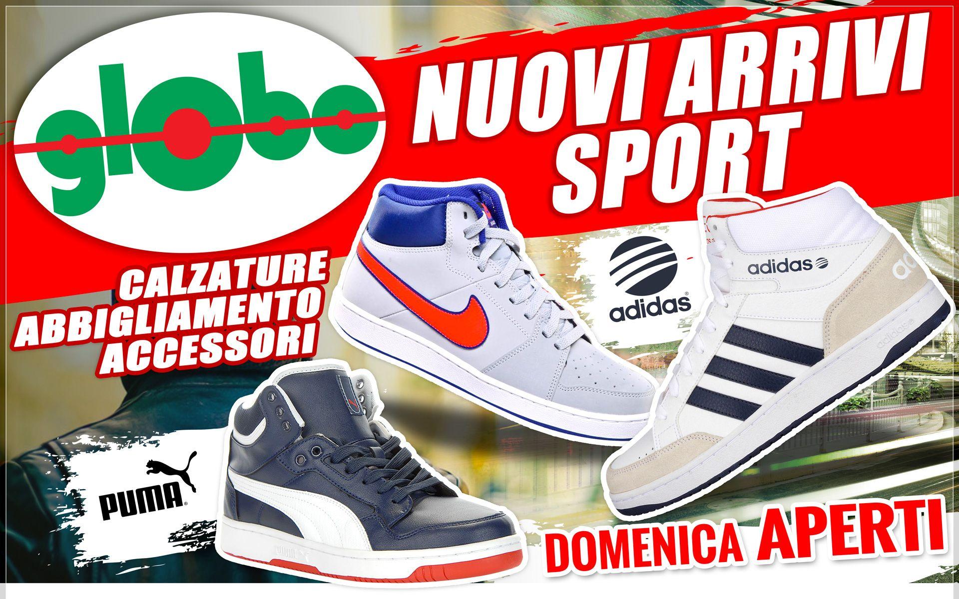 Scarpe Adidas, scarpe Nike e scarpe Puma : Scarpe