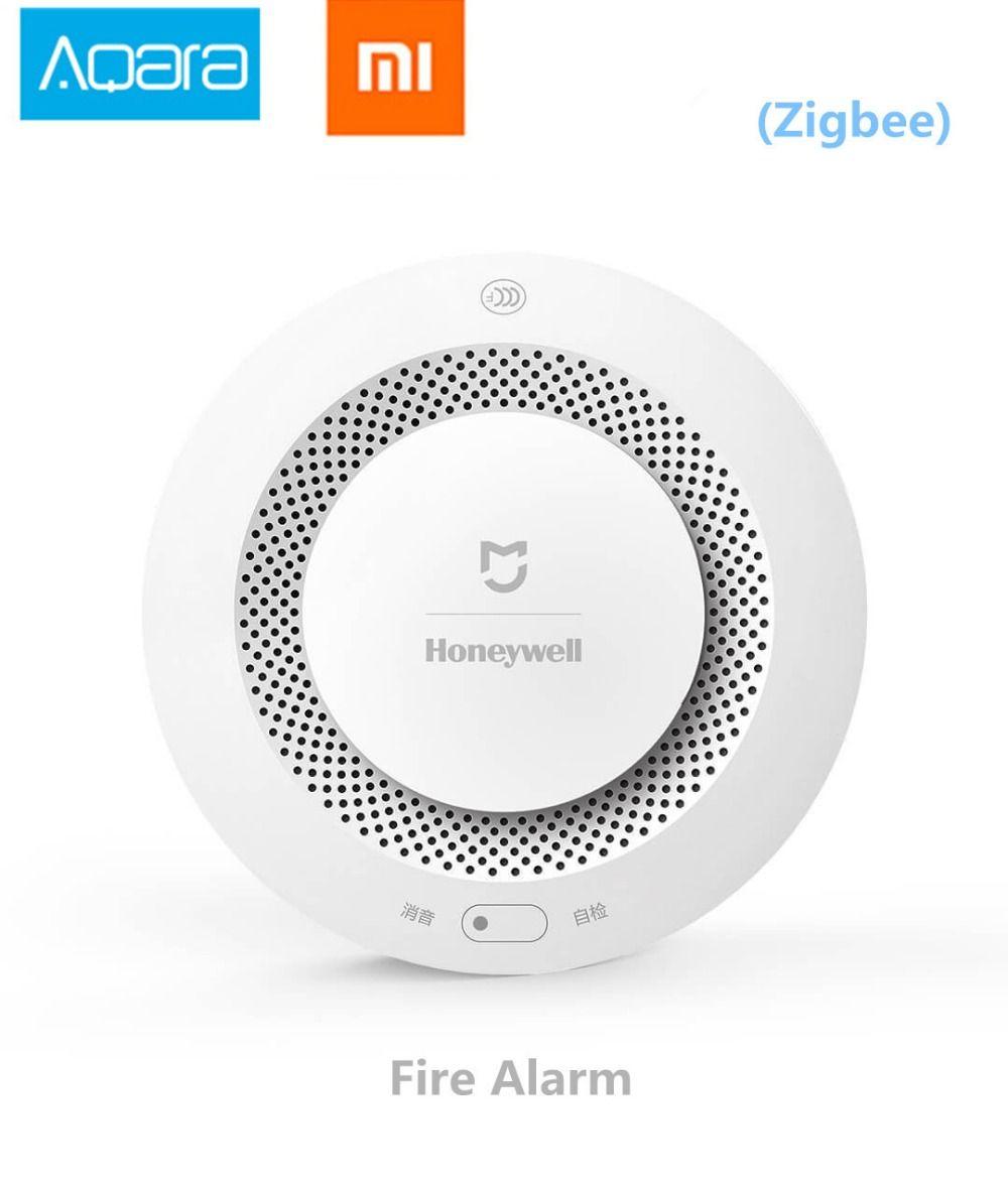 US $24 93] & Xiaomi Mijia Honeywell Fire Detector Aqara