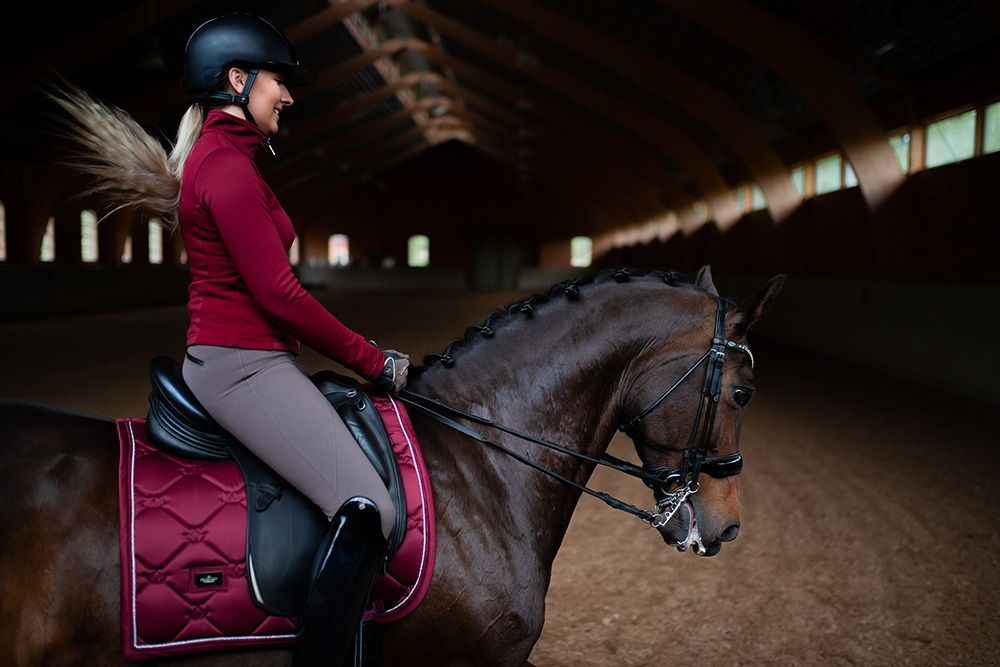 obsessing over the new bordeaux equestrian stockholm collections