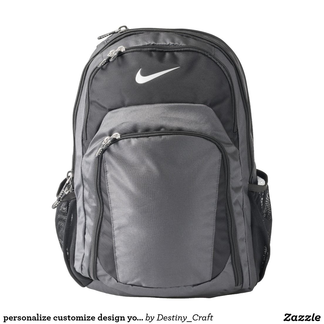 personalize customize design your own gift nike backpack  ada1a78a94e47