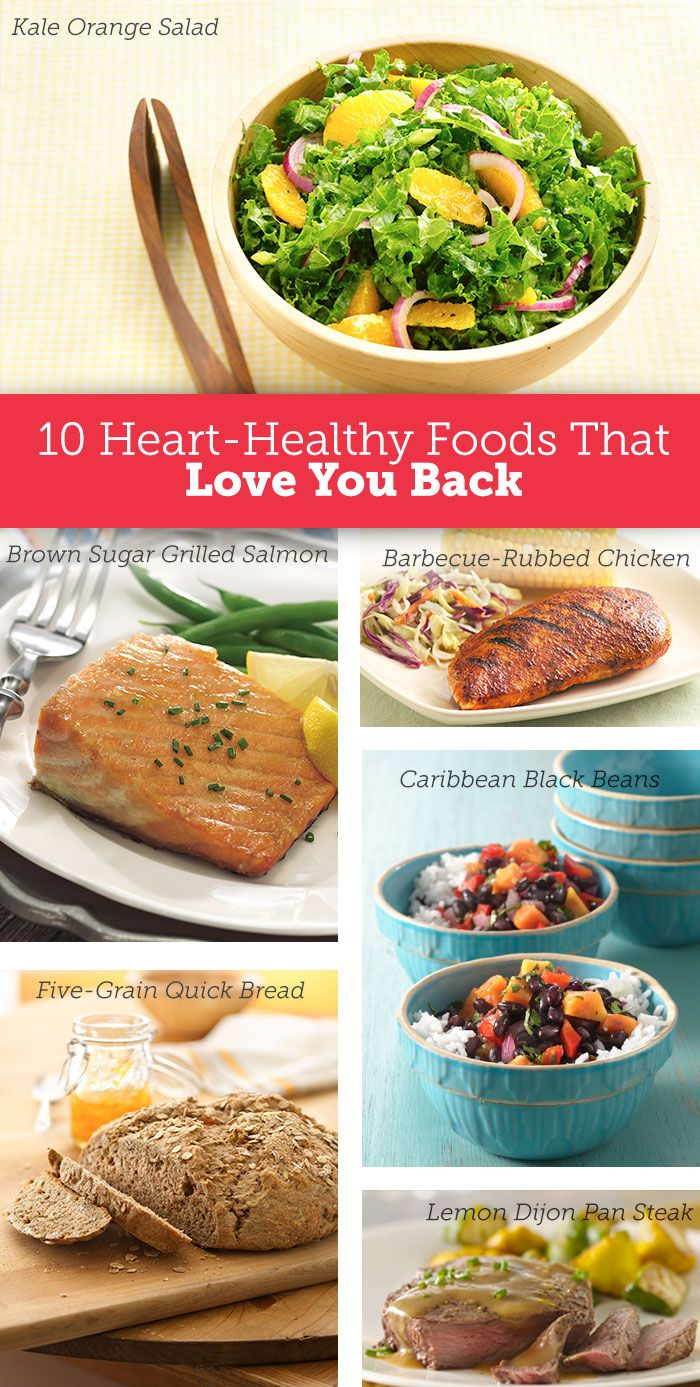 10 Great Places to Find Heart-Healthy Recipes Online
