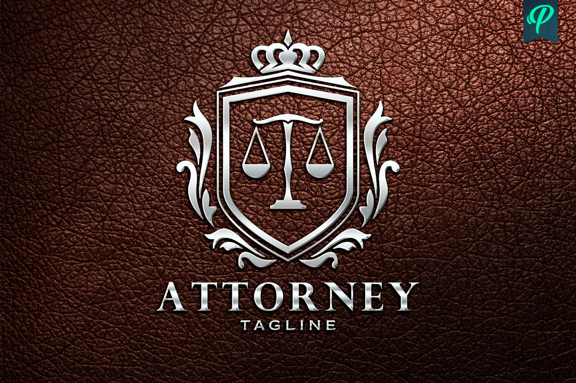 Attorney Lawyer Logo Template Lawyer Logo Logo Templates Graphic Design Software