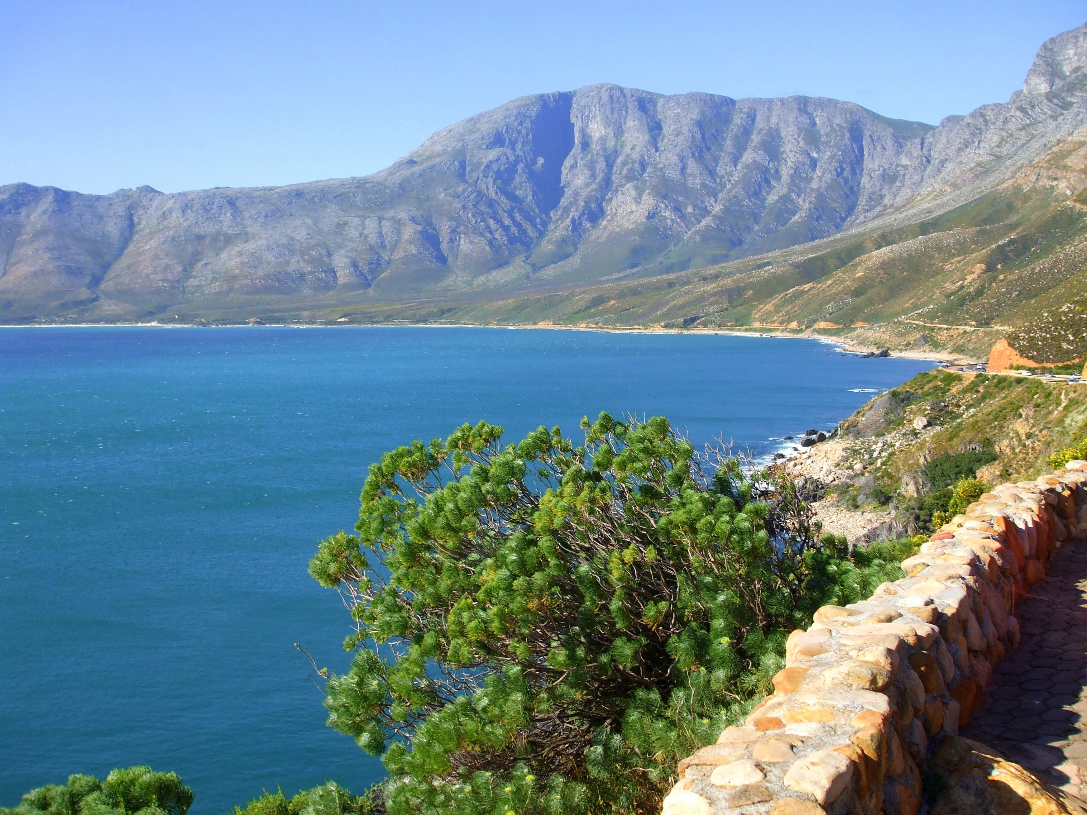 Scenic drive Western Cape, South Africa Scenic